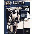 Alfred Led Zeppelin Ultimate Play Along Bass Volume 2 with 2 CD's-thumbnail