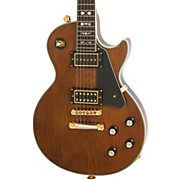 Lee Malia Signature Les Paul Custom Artisan Electric Guitar Walnut