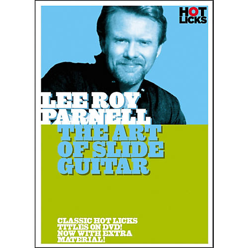 Hot Licks Lee Roy Parnell: The Art of Slide Guitar DVD-thumbnail