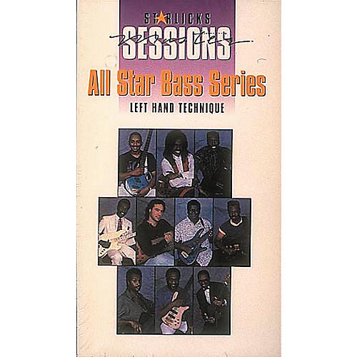 Hal Leonard Left Hand Bass Video