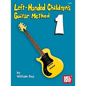 Mel Bay Left Handed Childrens Guitar Method
