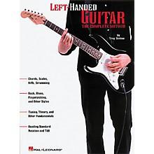 Hal Leonard Left-Handed Guitar Book