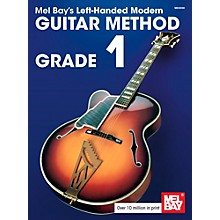 Mel Bay Left-Handed Modern Guitar Method Grade 1