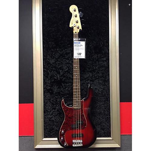 Squier Left Handed Squier PJ Electric Bass Guitar-thumbnail