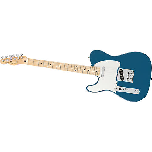 Fender Left-Handed Standard Telecaster Electric Guitar-thumbnail