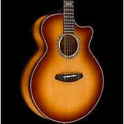 Breedlove Legacy Auditorium Black Shadow CE Sitka Spruce - Myrtlewood Acoustic-Electric Guitar