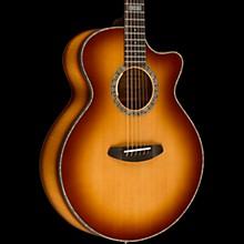 Breedlove Legacy Auditorium Black Shadow CE Sitka Spruce - Myrtlewood Acoustic-Electric Guitar