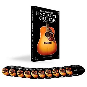 Hal Leonard Legacy Learn and Master Fingerstyle Guitar by Hal Leonard