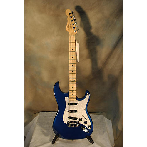 G&L Legacy Solid Body Electric Guitar Blue