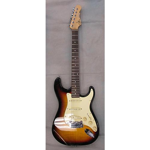G&L Legacy Solid Body Electric Guitar Vintage Sunburst