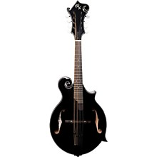 Michael Kelly Legacy White Out F Style Mandolin Black