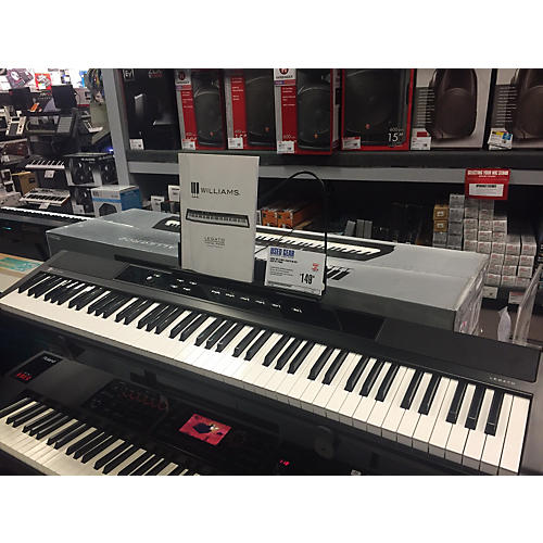 used williams legato 88 key digital piano guitar center