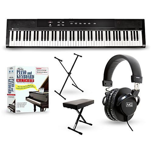 williams legato plus digital piano packages beginner package guitar center. Black Bedroom Furniture Sets. Home Design Ideas