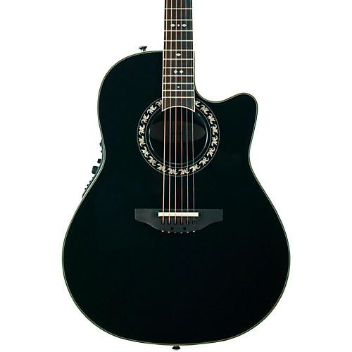 Ovation Legend 2077 AX Deep Contour Acoustic-Electric Guitar-thumbnail