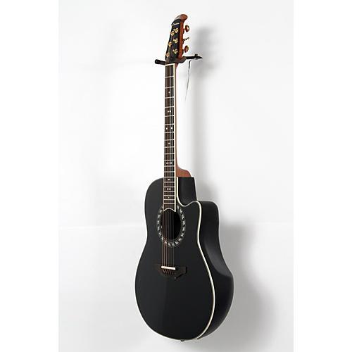 Ovation Legend 2077 AX Deep Contour Acoustic-Electric Guitar-thumbnail