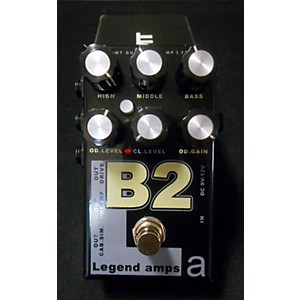 Pre-owned AMT Electronics Legend Amp Series II B2 Pedal by AMT Electronics