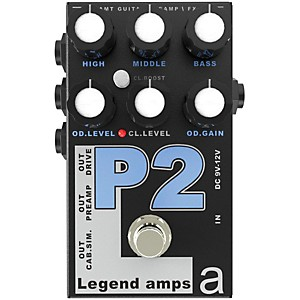 AMT Electronics Legend Amp Series II P2 by AMT Electronics
