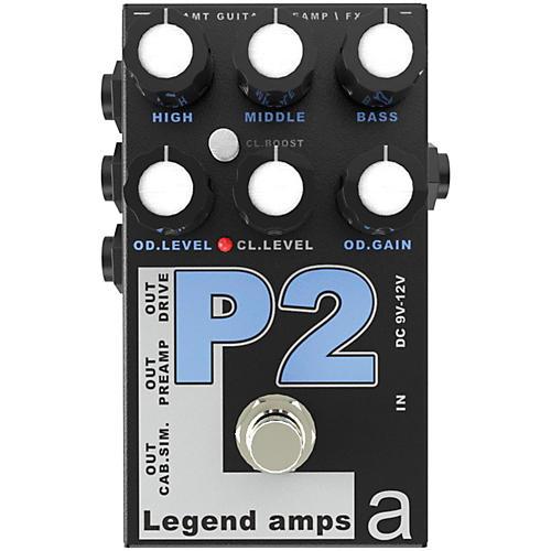 AMT Electronics Legend Amp Series II P2-thumbnail