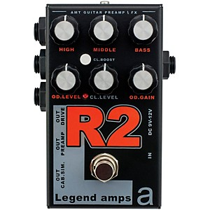 AMT Electronics Legend Amp Series II R2 by AMT Electronics