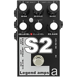AMT Electronics Legend Amp Series II S2 by AMT Electronics