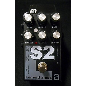 Pre-owned AMT Electronics Legend Amp Series II S2 Pedal by AMT Electronics