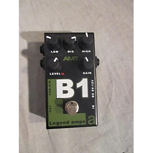 Pre-owned AMT Electronics Legend Amps Series B1 Distortion Effect Pedal by AMT Electronics