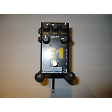 AMT Electronics Legend Amps Series E1 Distortion Effect Pedal