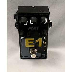 Pre-owned AMT Electronics Legend Amps Series E1 Distortion Effect Pedal by AMT Electronics