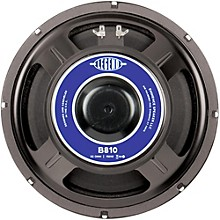 "Eminence Legend B810 10"" Bass Speaker"