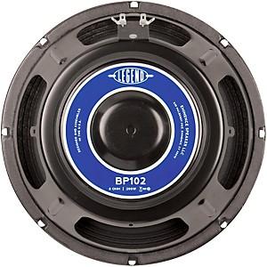 Eminence Legend BP102 10 Inch 200 Watt Bass Speaker by Eminence