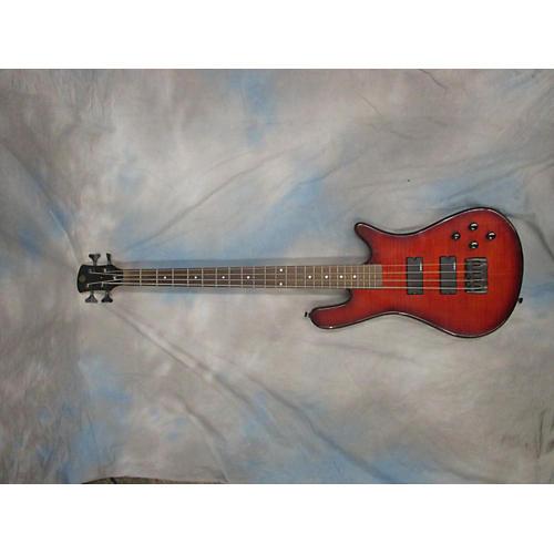 Spector Legend Classic Trans Red Electric Bass Guitar