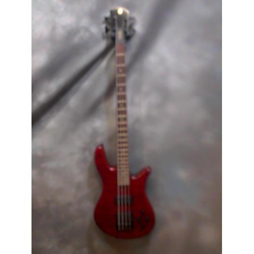 Spector Legend Electric Bass Guitar Red