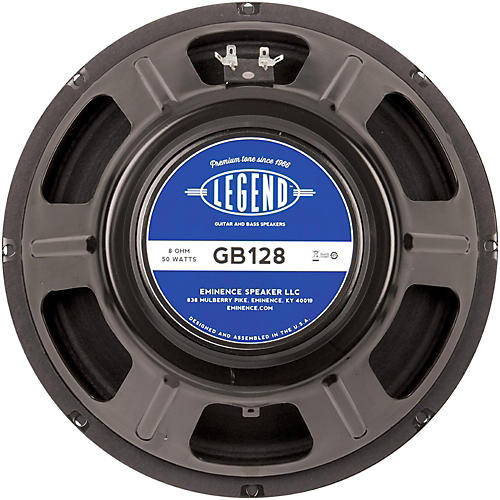 Eminence Legend GB128 50W Guitar Speaker-thumbnail