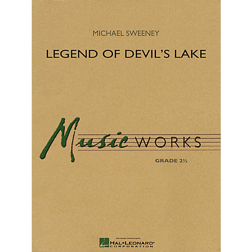 Hal Leonard Legend Of Devil's Lake - Music Works Series Grade 2