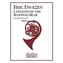 Southern Legend of the Sleeping Bear (Horn Choir) Southern Music Series Composed by Eric Ewazen