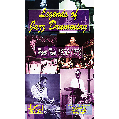 Alfred Legends of Jazz Drumming, Part 2 1950-1970 Video-thumbnail