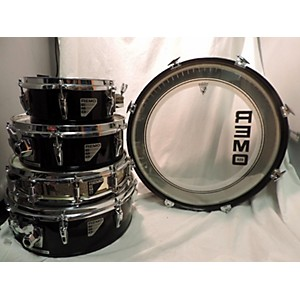 Pre-owned Remo Legero Portable Drum Kit Drum Kit by Remo