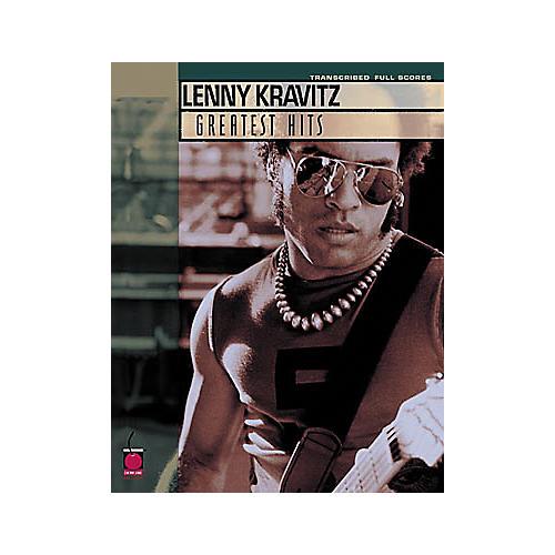 Hal Leonard Lenny Kravitz - Greatest Hits Book