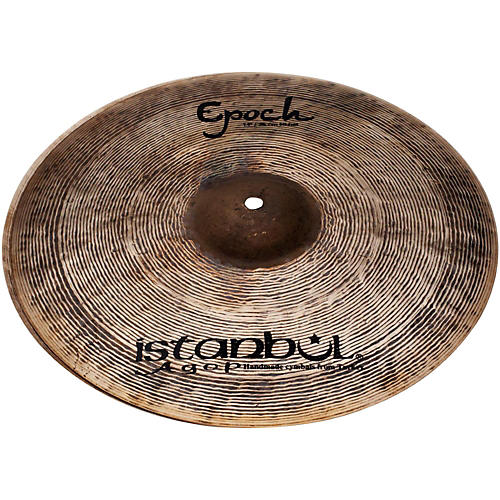 Istanbul Agop Lenny White Signature Epoch Hi-Hat Cymbal Pair 14 in.
