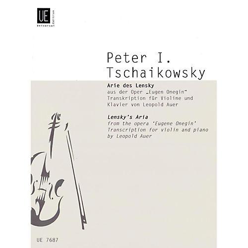 Carl Fischer Lensky's Aria (Book + Sheet Music)-thumbnail