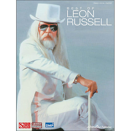 Cherry Lane Leon Russell, Best Of arranged for piano, vocal, and guitar (P/V/G)