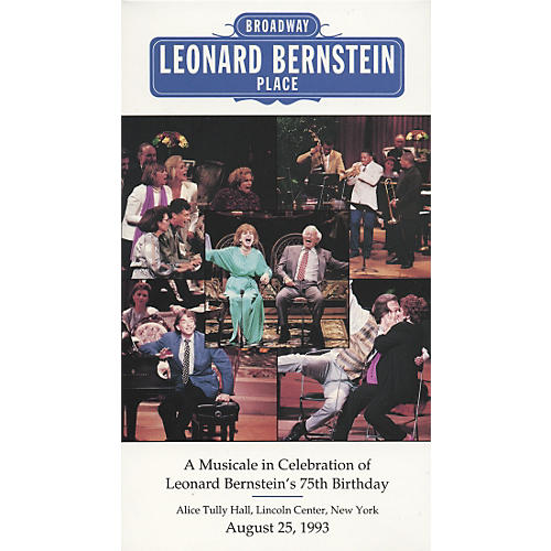 Kultur Leonard Bernstein Place Video