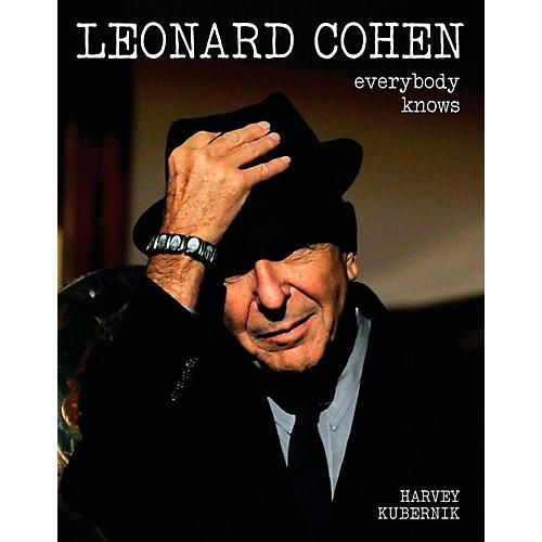 Backbeat Books Leonard Cohen: Everybody Knows-thumbnail
