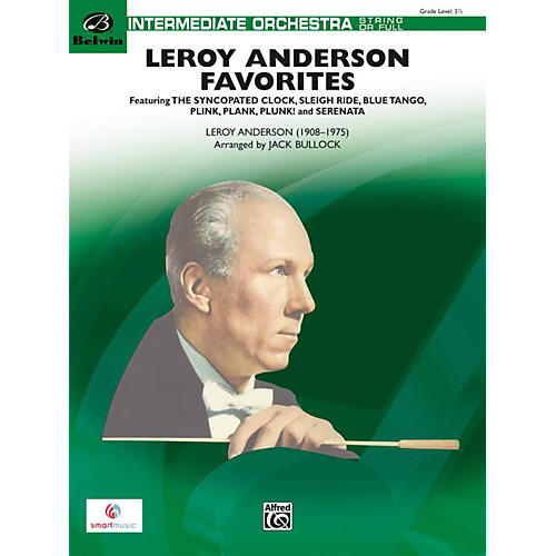 Ludwig Leroy Anderson Favorites Grade 3.5
