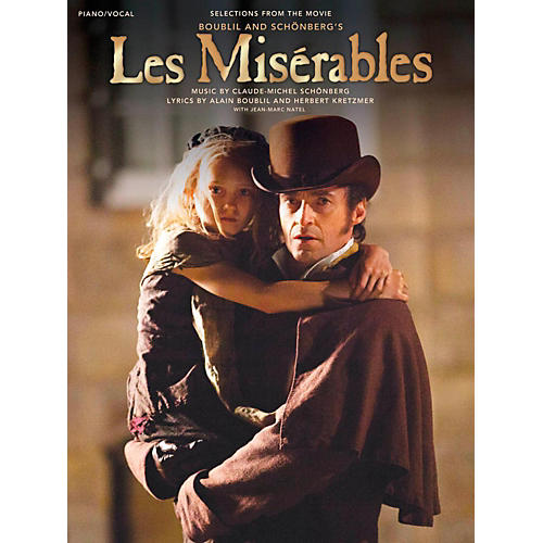 Hal Leonard Les Miserables - Easy Piano Selections from the Movie-thumbnail
