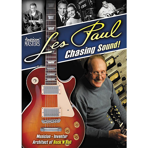 Gear One Les Paul - Chasing Sound (DVD)