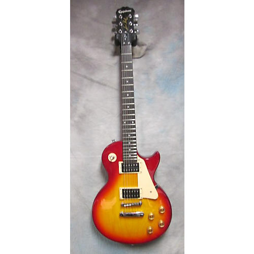 Epiphone Les Paul 100 Bolt On Heritage Cherry Solid Body Electric Guitar-thumbnail