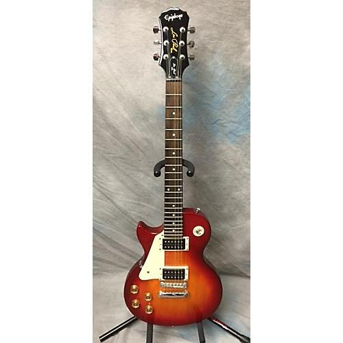 Epiphone Les Paul 100 Bolt On Left Handed Electric Guitar-thumbnail