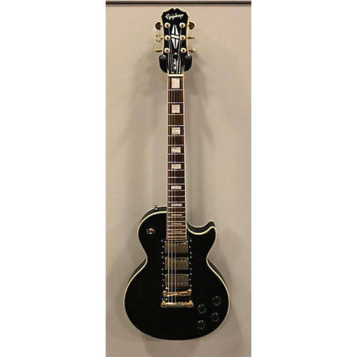 Les Paul Black Beauty 3 Solid Body Electric Guitar ...