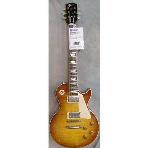 Gibson Les Paul CS9 Solid Body Electric Guitar Ice Tea